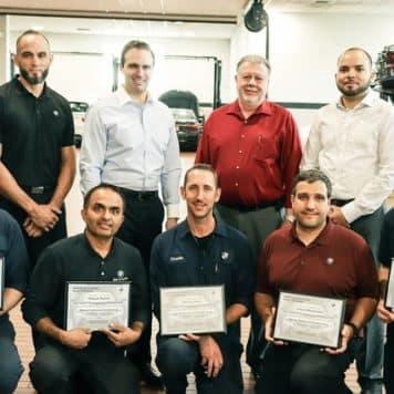 BMW Master Technicians