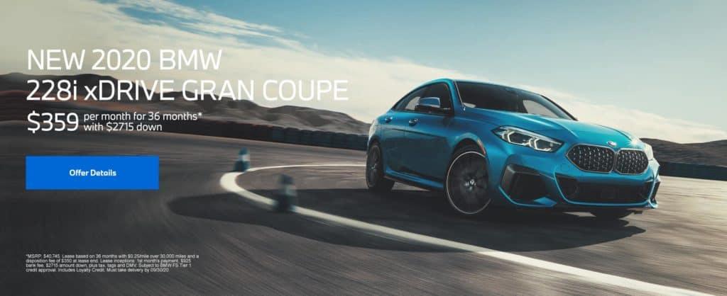 New 2020 228i xDrive Gran Coupe