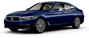 BMW 5 Series Sedan copy
