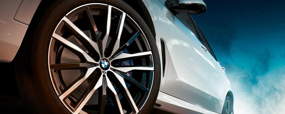 BMW X5 wheel