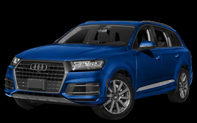 2020 Audi Q7 Comparison Image