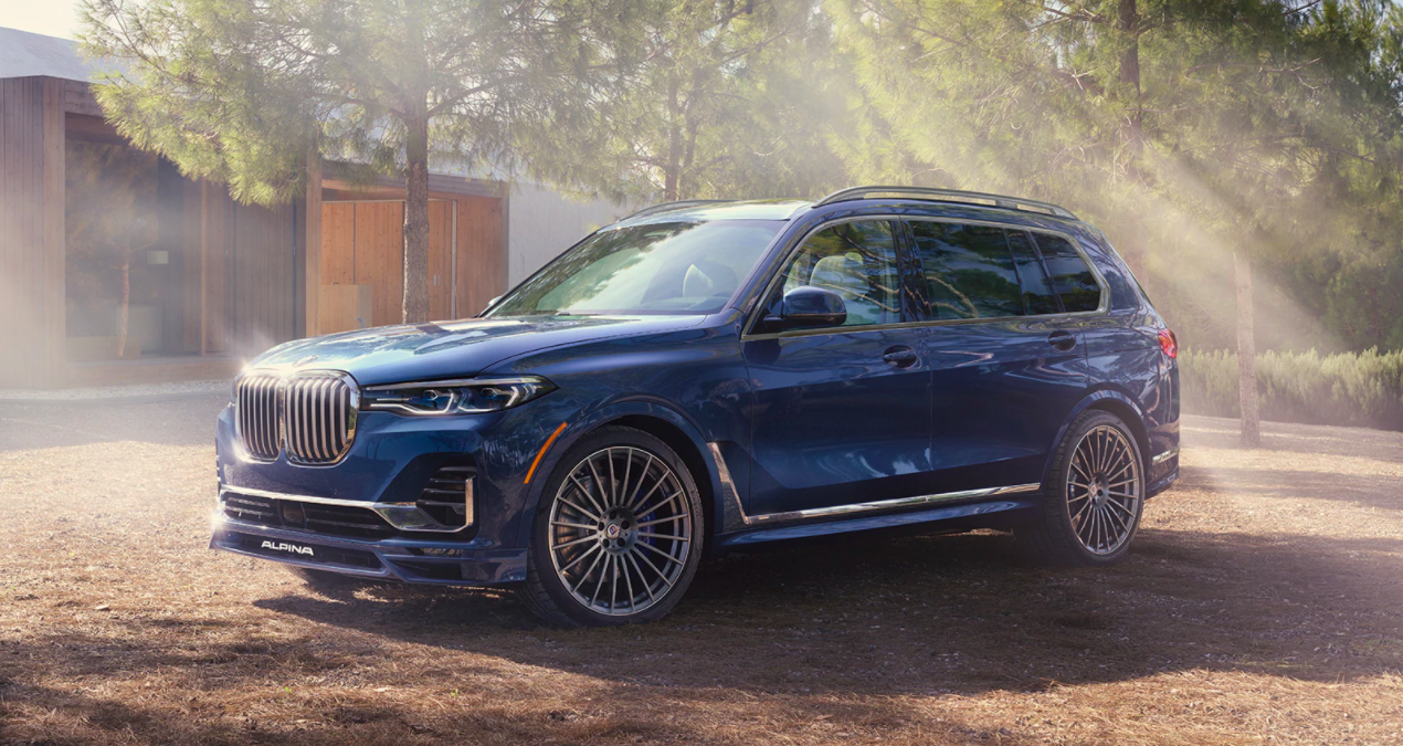 2021 Bmw X7 Towing Capacity Which Bmw X7 Engine Is Right For You