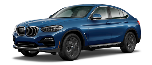 NEW 2021 BMW X4 xDrive30i