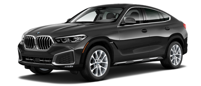 NEW 2021 BMW X6 xDrive40i