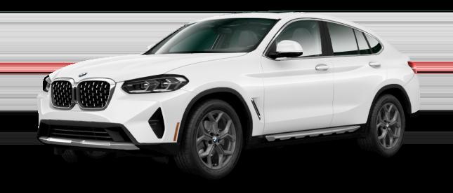 NEW 2022 BMW X4 xDrive30i