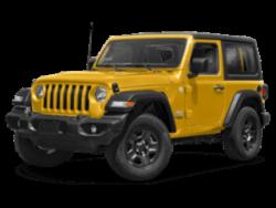2019 Jeep Wrangler Yellow