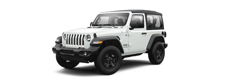 New 2021 Jeep Wrangler suv for sale at Boardwalk Jeep Volkswagen dealership near San Jose