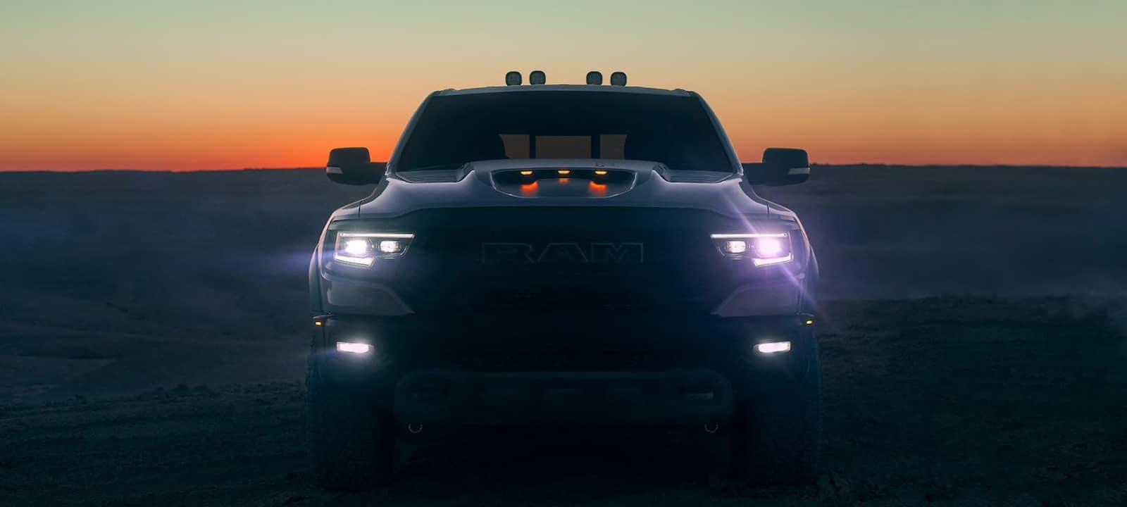 2021 RAM 1500 TRX exterior design