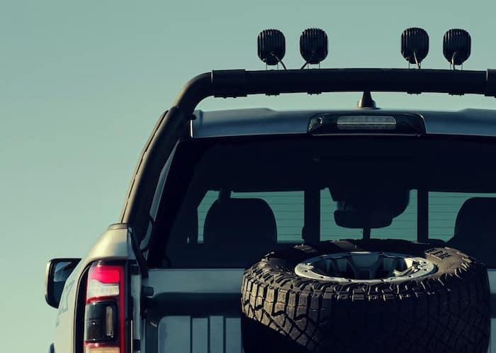2021 RAM 1500 TRX available MOPAR accessories