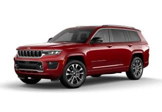 New 2021 Jeep Grand Cherokee L SUV for sale at Redwood City Jeep dealership near San Jose