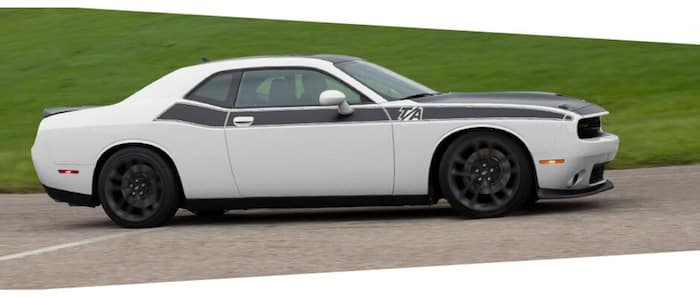 2021 Dodge Challenger available T/A Package