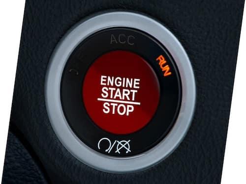 2021 Dodge Challenger keyless engine start