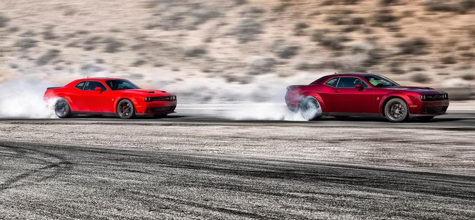 2021 Dodge Challenger engine performance