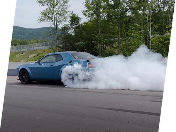 2021 Dodge Challenger TransBrake performance feature