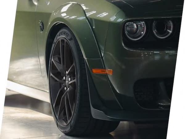2021 Dodge Challenger wide body fender flares