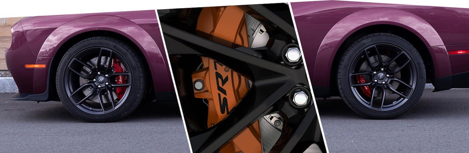 2021 Dodge Challenger sport brake system