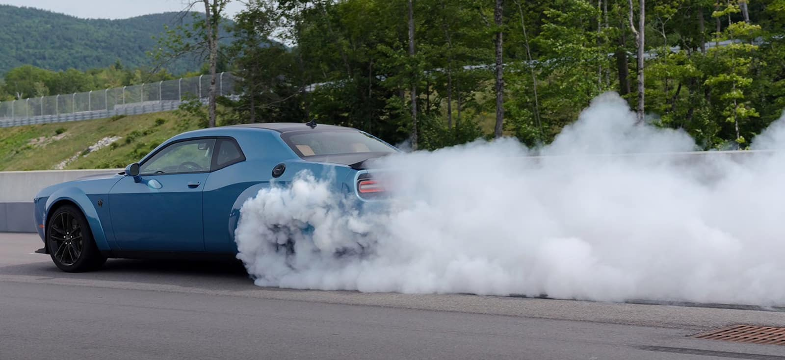 2021 Dodge Challenger safety and security features