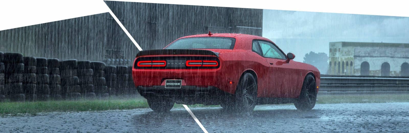 2021 Dodge Challenger rain brake support and rain-sensing windshield wipers