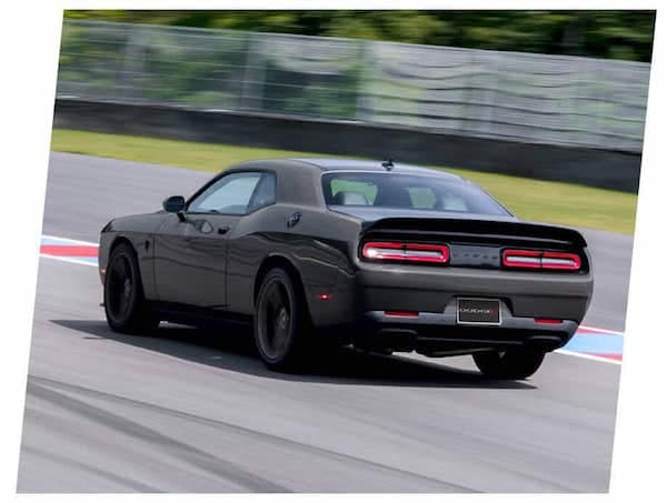 2021 Dodge Challenger All-Speed Traction Control