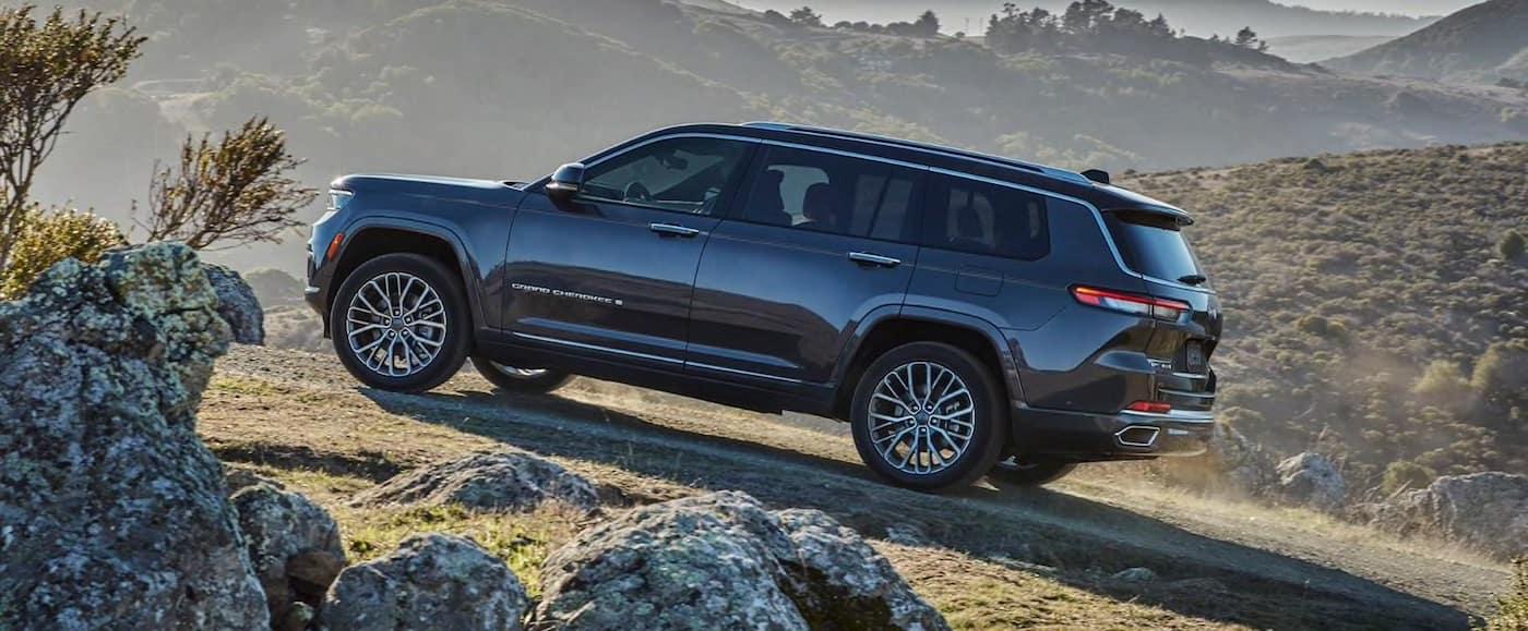 2021 Jeep Grand Cherokee L capability