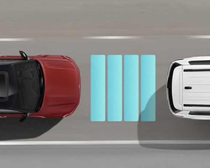 2021 Jeep Grand Cherokee L adaptive cruise control safety feature