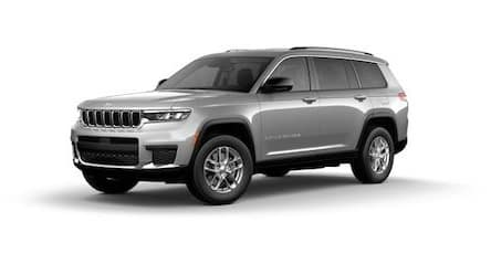 2021 Jeep Grand Cherokee L Laredo model for sale