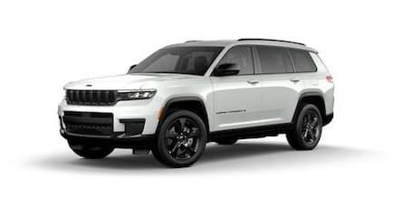 2021 Jeep Grand Cherokee L Altitude model for sale