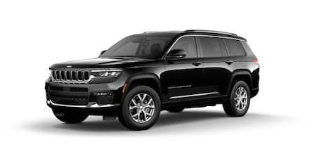 2021 Jeep Grand Cherokee L Limited model for sale