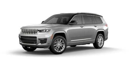 2021 Jeep Grand Cherokee L Summit model for sale