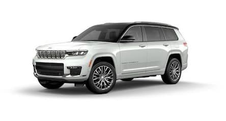 2021 Jeep Grand Cherokee L Summit Reserve model for sale