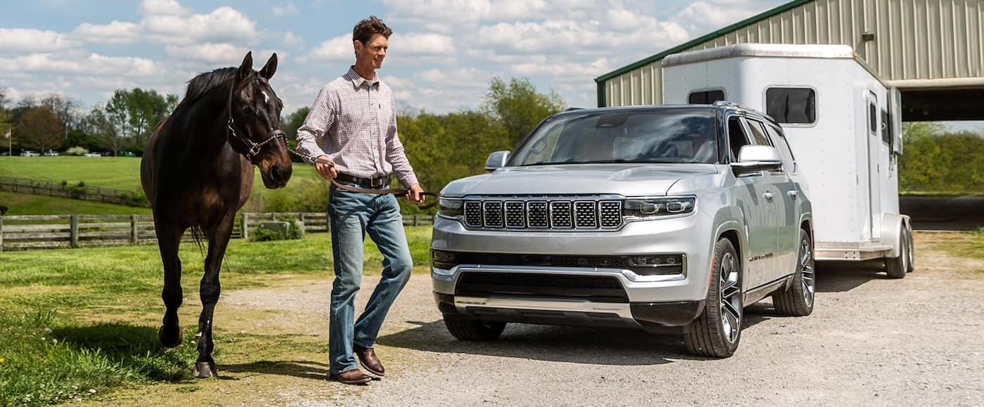 2022 Jeep Grand Wagoneer capability