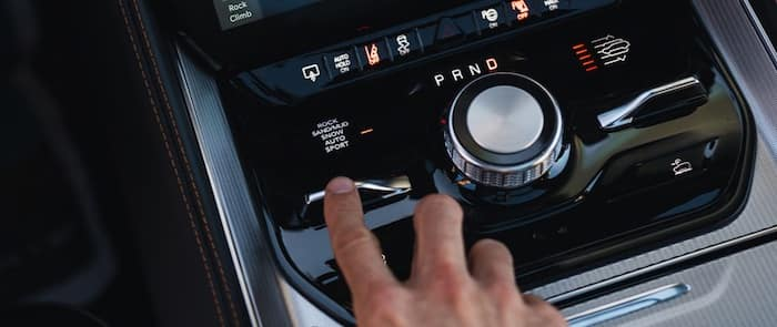 2022 Jeep Grand Wagoneer Selec-Terrain Traction Management System