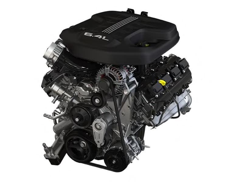 2022 Jeep Grand Wagoneer 6.4L V8 Engine