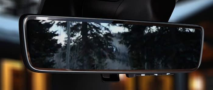 2022 Jeep Grand Wagoneer Digital Rearview Mirror