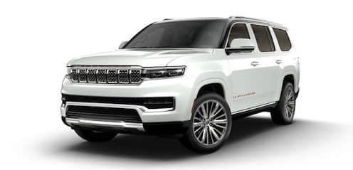 2022 Jeep Grand Wagoneer Series III model suv for sale