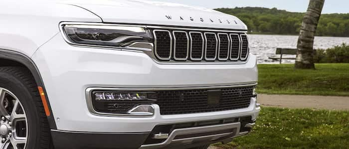 2022 Jeep Wagoneer LED lighting