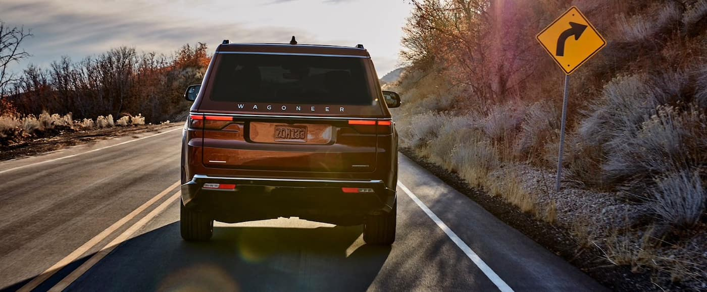 2022 Jeep Wagoneer safety