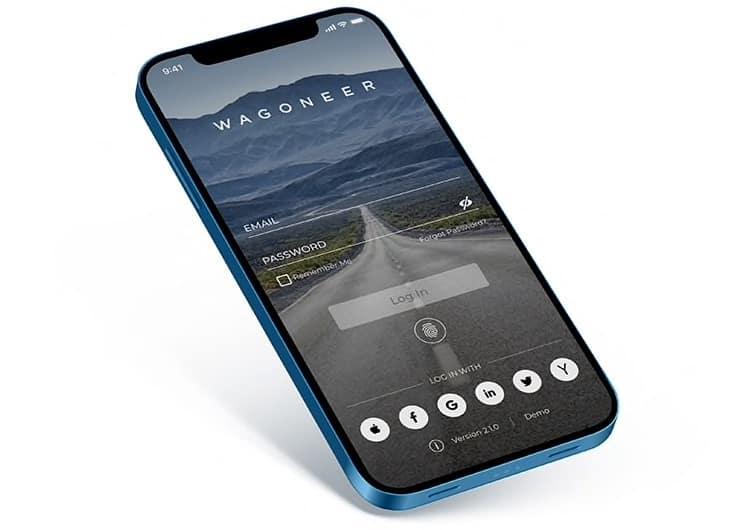 2022 Jeep Wagoneer app