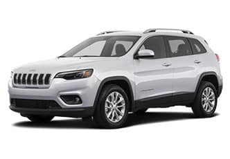 New 2021 Jeep Cherokee SUV for sale at Redwood City Jeep dealership near San Francisco