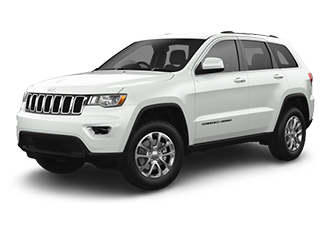 New 2021 Jeep Grand Cherokee SUV for sale at Redwood City Jeep dealership near San Jose