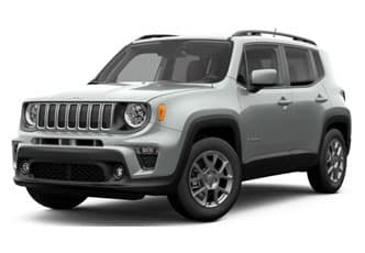 New 2021 Jeep Renegade SUV for sale at Redwood City Jeep dealership near San Francisco