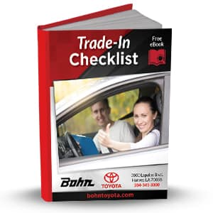 Get Your Trade-In Checklist