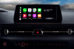 2020 Toyota Supra Apple Car Play