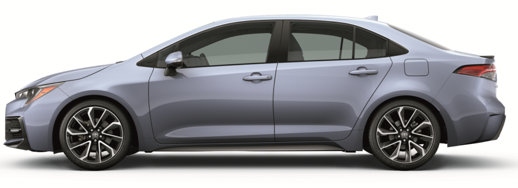 Toyota Corolla MPG & Fuel Efficiency