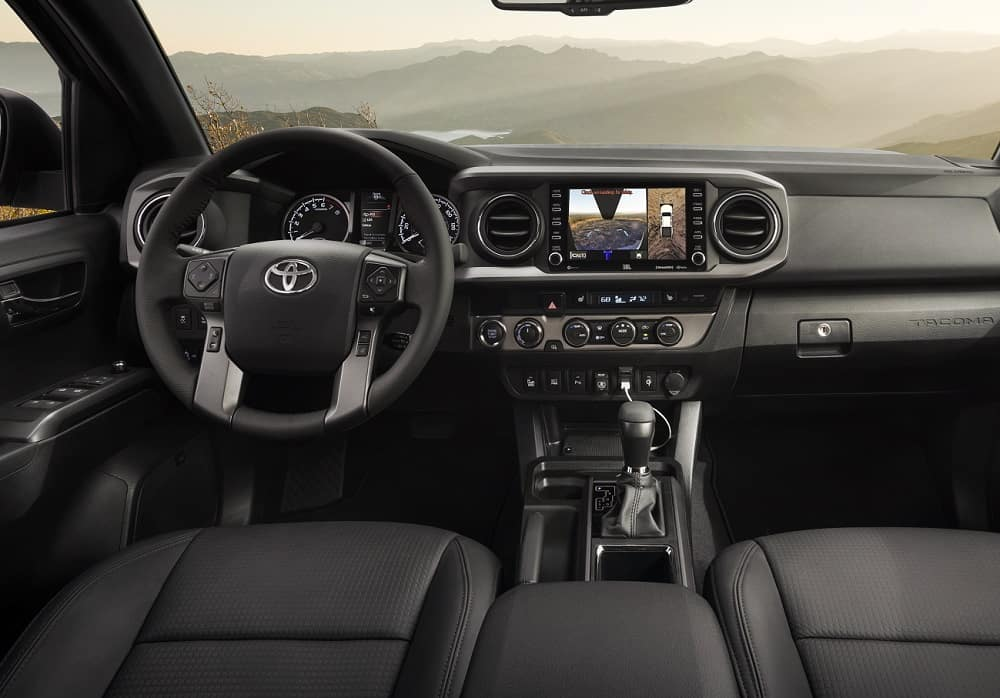 Toyota Tacoma Technology