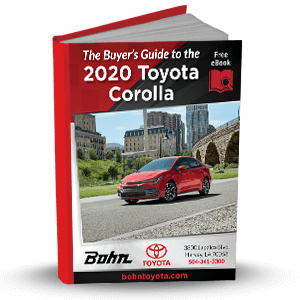 Buyer's Guide to the 2020 Toyota Corolla
