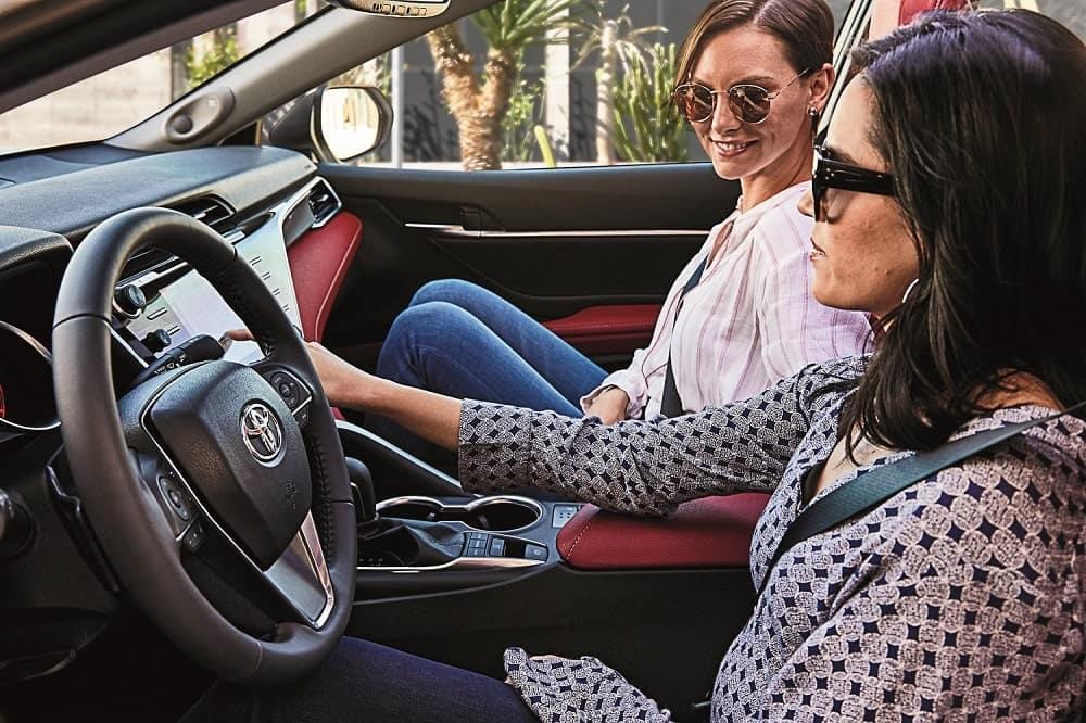 Toyota Camry Interior Space