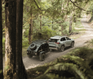 2020 Toyota RAV4 Towing