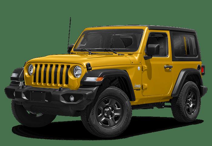 2020 Jeep Wrangler Yellow
