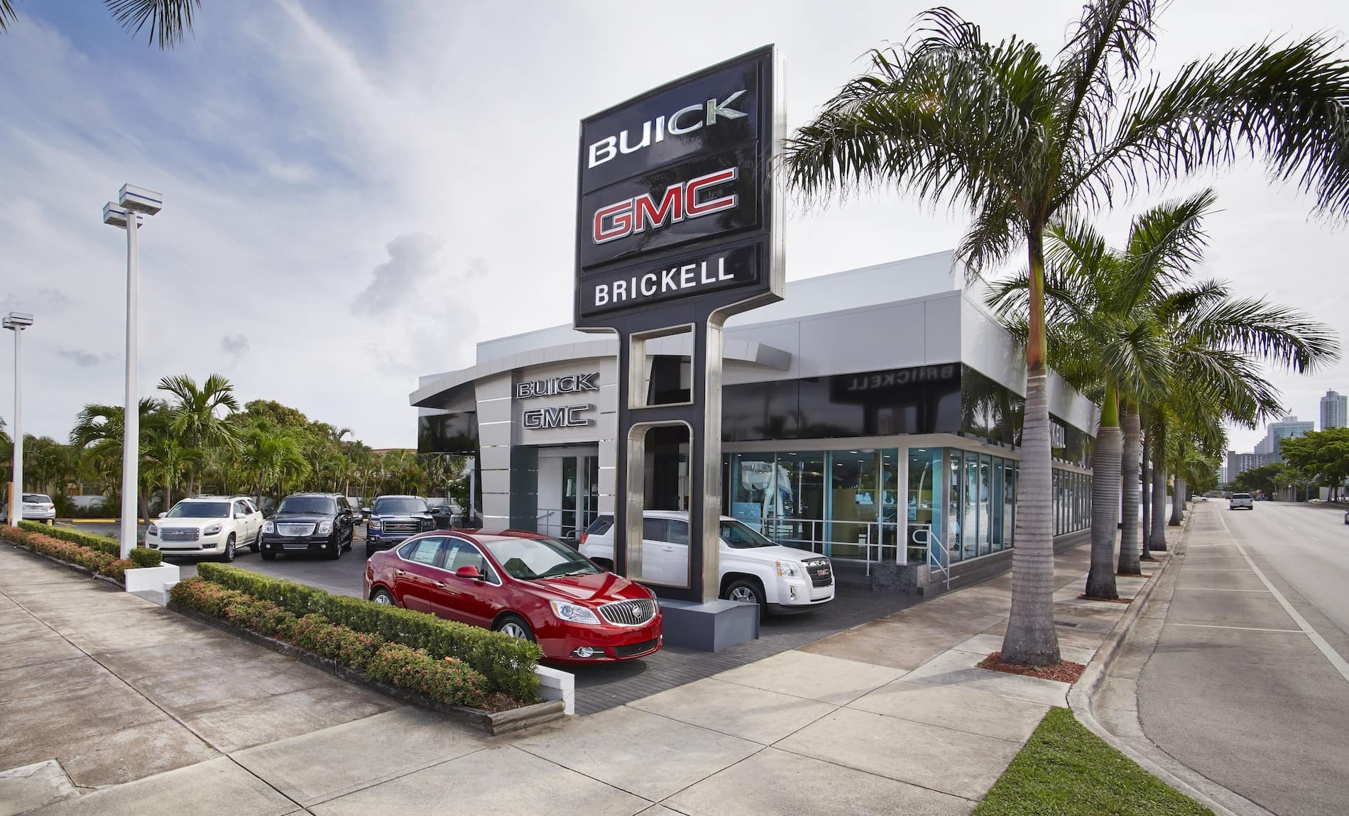 Brickell GMC